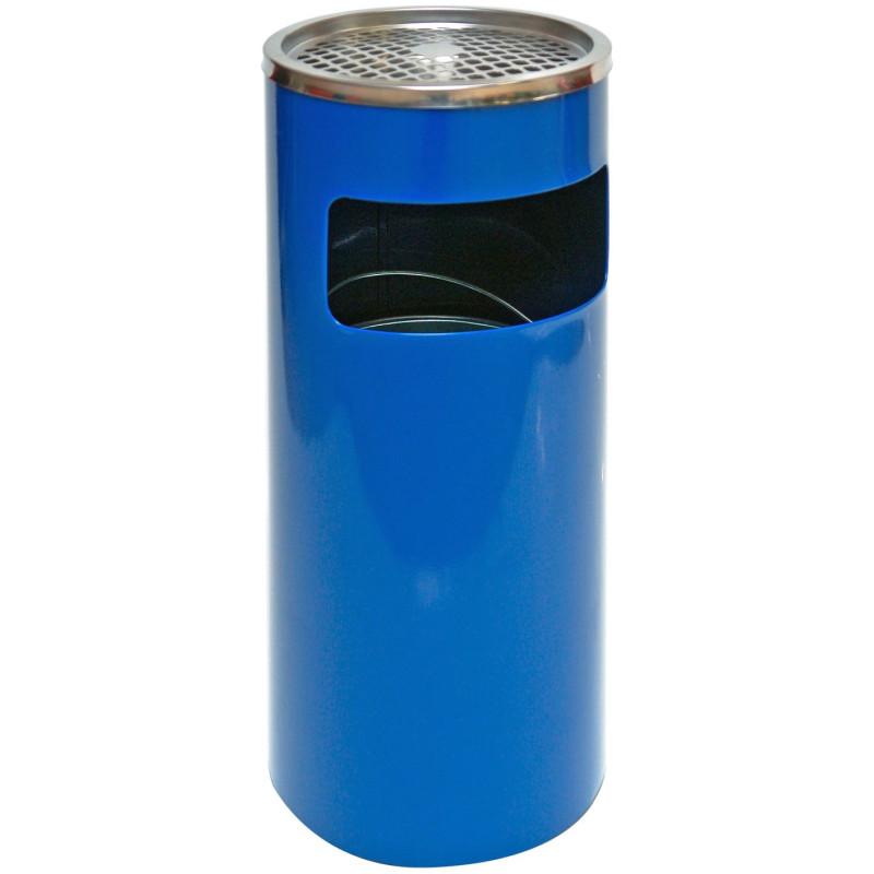 Popolník modrý 25 x 61 cm