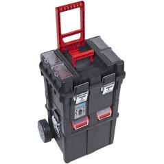 Rozkladací pojazdný kufor na náradie