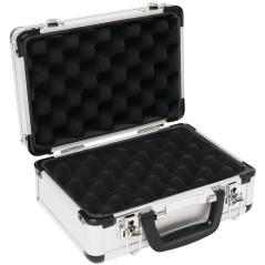 DEMA Univerzálny hliníkový kufrík na krátke zbrane