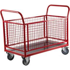 Prepravný vozík s bočnicami