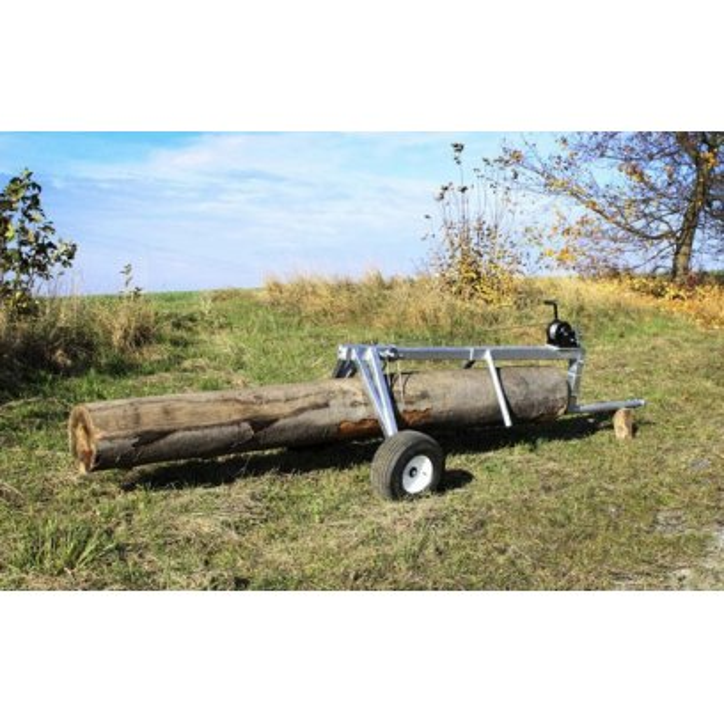 Vozík prívesný dvojkolesový / nosnosť 700 kg