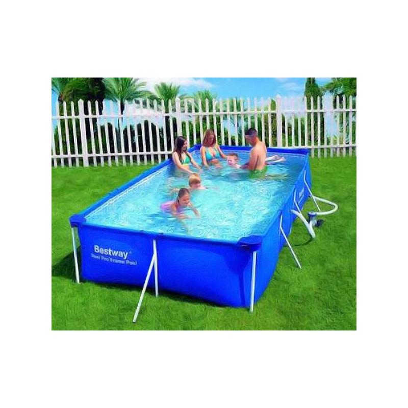 Bazén 399 x 211 x 81 cm