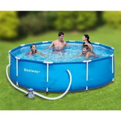 Bazén Bestway Steel Pro 305x76 cm s filtráciou