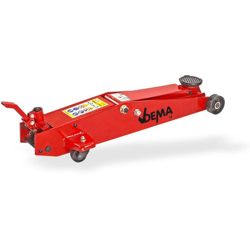 Pojazdný hydraulický zdvihák dlhý DEMA RH3/630 3T