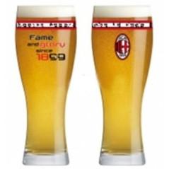 Pohár na pivo  AC Milan 500 ml