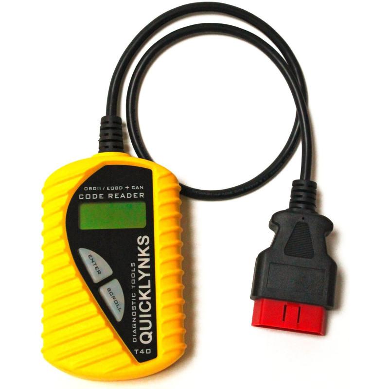 OBD II tester / scanner T40