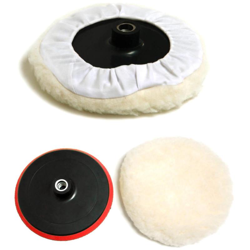 Tanier leštiaci na 25071 + leštiaci kotúč