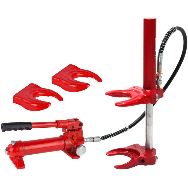 Mobilný hydraulický nástroj na stláčanie pružín HF 750