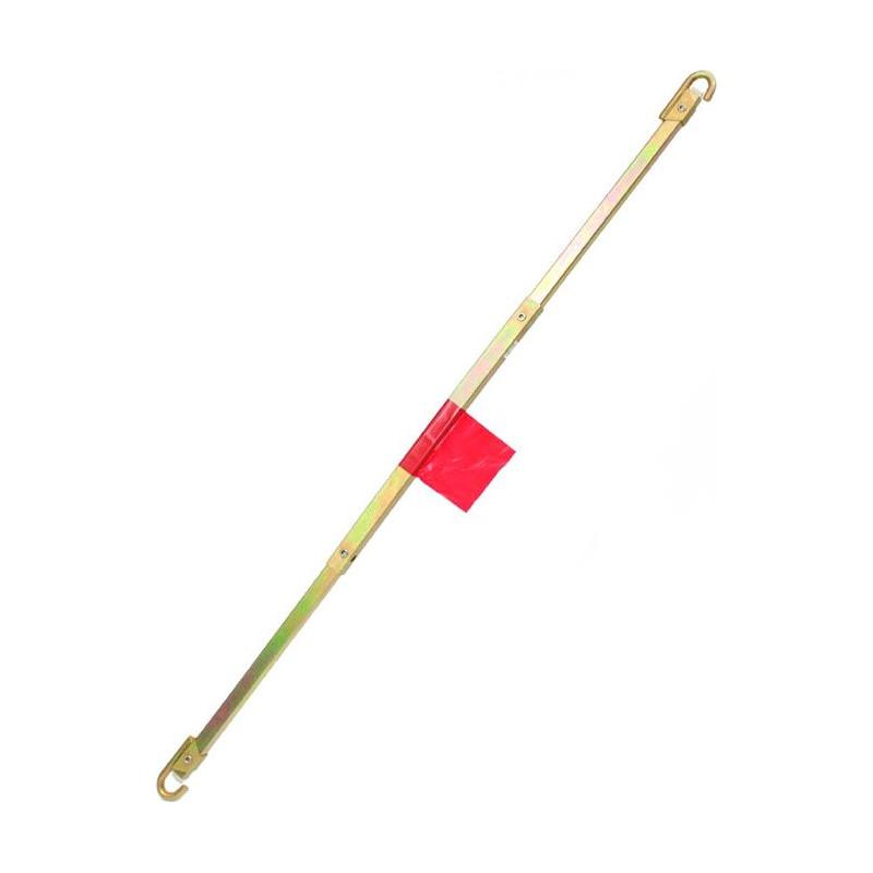DEMA Skladacia ťažná tyč na auto 2,5T