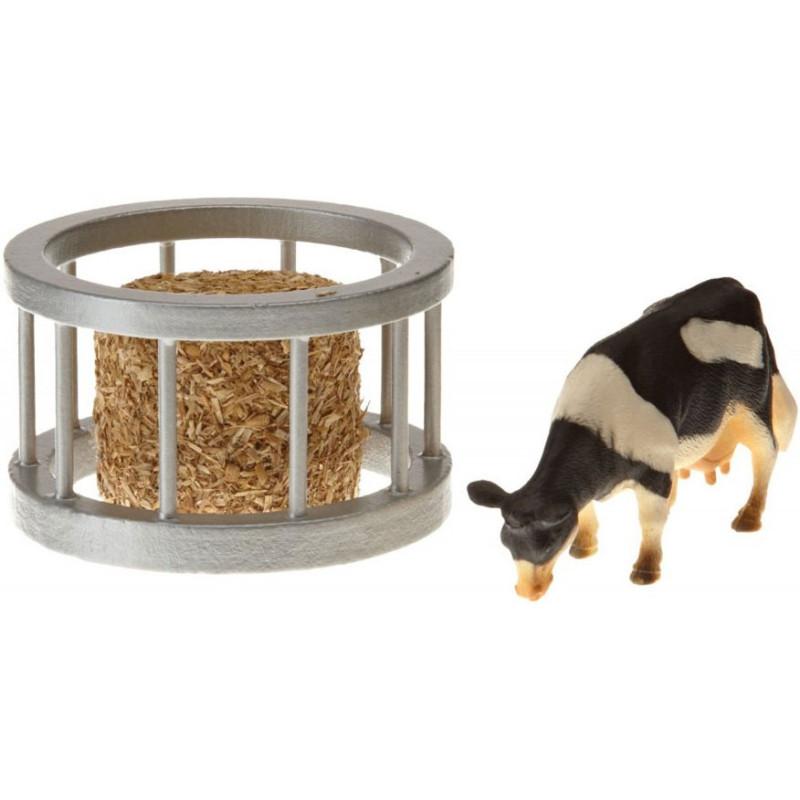 Ovál kŕmny s modelom kravy Van Manen