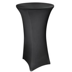 DEMA Poťah na párty stolík 80x120 cm, antracit