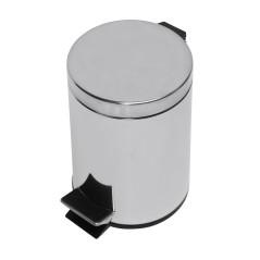 Kôš odpadkový z nerezovej ocele, 5 l