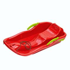 DEMA Plastové boby Race 870, červené