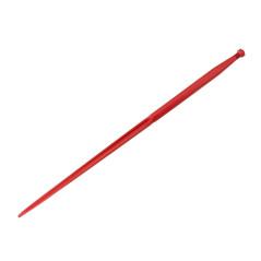 Hrot predný nakladací 1100 mm, červený