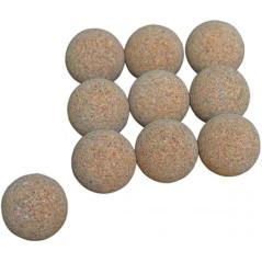 Náhradné loptičky pre stolný futbal z MDF kompozitu DEMA