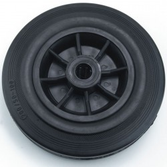 Pevné koliesko s umelohmotným diskom 200 mm