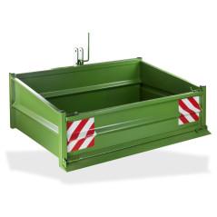 Kontajner zadný  FSL 180 cm, zelený