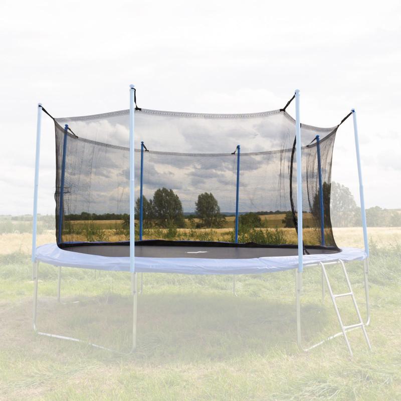 DEMA Ochranná sieť na trampolínu 240 cm