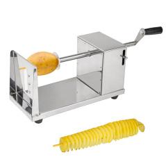 Krájač zemiakov špirálový