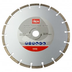 Diamantový rezný kotúč segmentovaný 230 mm DEMA DDT230S