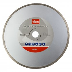Diamantový rezný kotúč 230 mm DEMA DDT230V