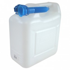 Kanister na vodu ECO 10 L s hrdlom