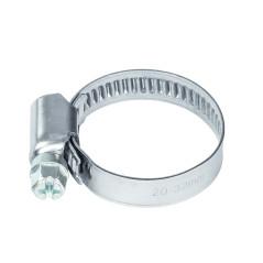DEMA Hadicová spona / SK páska 9 mm / 20-32 mm W1, 25 ks
