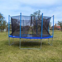 Záhradná trampolína so sieťou 426 cm