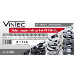 Vintec Poistné krúžky VT300