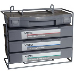 Tesniace O-krúžky so stojanom Vintec VT900
