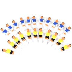 Sada hráčov pre stolný futbal 22 ks DEMA