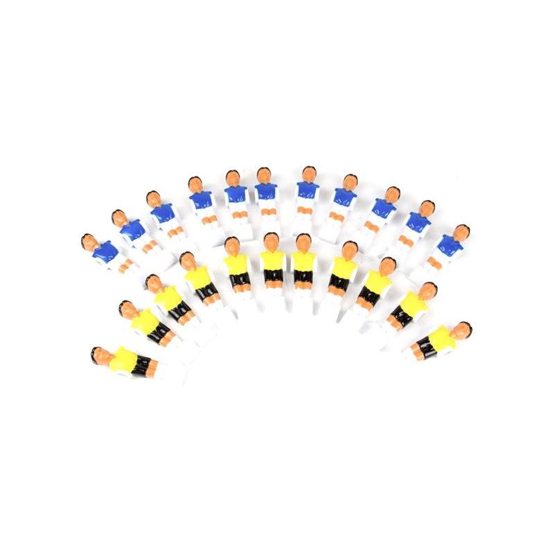 DEMA Sada hráčov pre stolný futbal, 22 ks