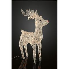 Hellum Svietiaci sobík LED 65x43 cm