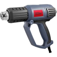 Teplovzdušná pištoľ Güde HLG 600-2000 LED