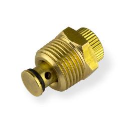 Vypúšťací ventil pre kompresory