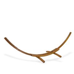 DEMA Hojdacia sieť s dreveným stojanom HMG400