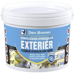 Den Braven Jednozložková hydroizolácia EXTERIÉR 5 kg