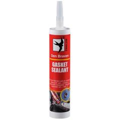 Den Braven Gasket sealant 310 ml, červený
