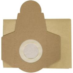 Güde Papierové filtračné vrecko 20 litrov pre vysávače GNTS a NTS 18, 5 ks