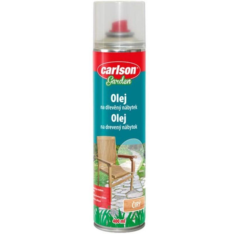 Olej na drevený nábytok - číry 400 ml