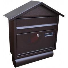 DOLS Poštová schránka RD-3T, antik medená