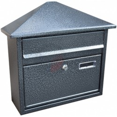 DOLS Poštová schránka RD-8, antik strieborná