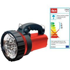 DEMA Kempingová LED lampa 15000MCD