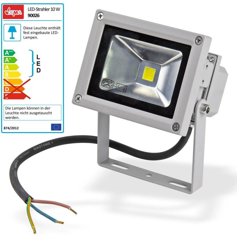 DEMA LED reflektor 10 W
