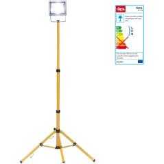 DEMA Teleskopický statív s LED reflektorom 20 W