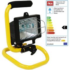 DEMA Prenosný halogénový reflektor 120 W
