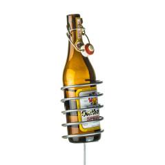 DEMA Stojan / držiak na pivo pri grilovaní 100 cm