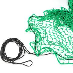 DEMA Úchytná sieť na prívesný vozík 3x6 m, zelená