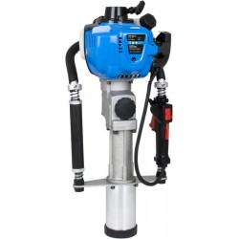Benzínový zatĺkač stĺpikov GPR 801 E