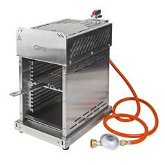DENNER Vysokoteplotný plynový gril na steaky DSG800